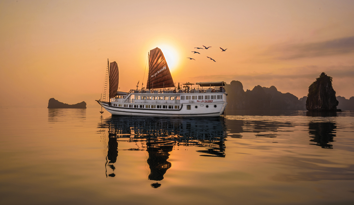 VIET BEAUTY CRUISE - YOUR DREAM HOLLIDAY