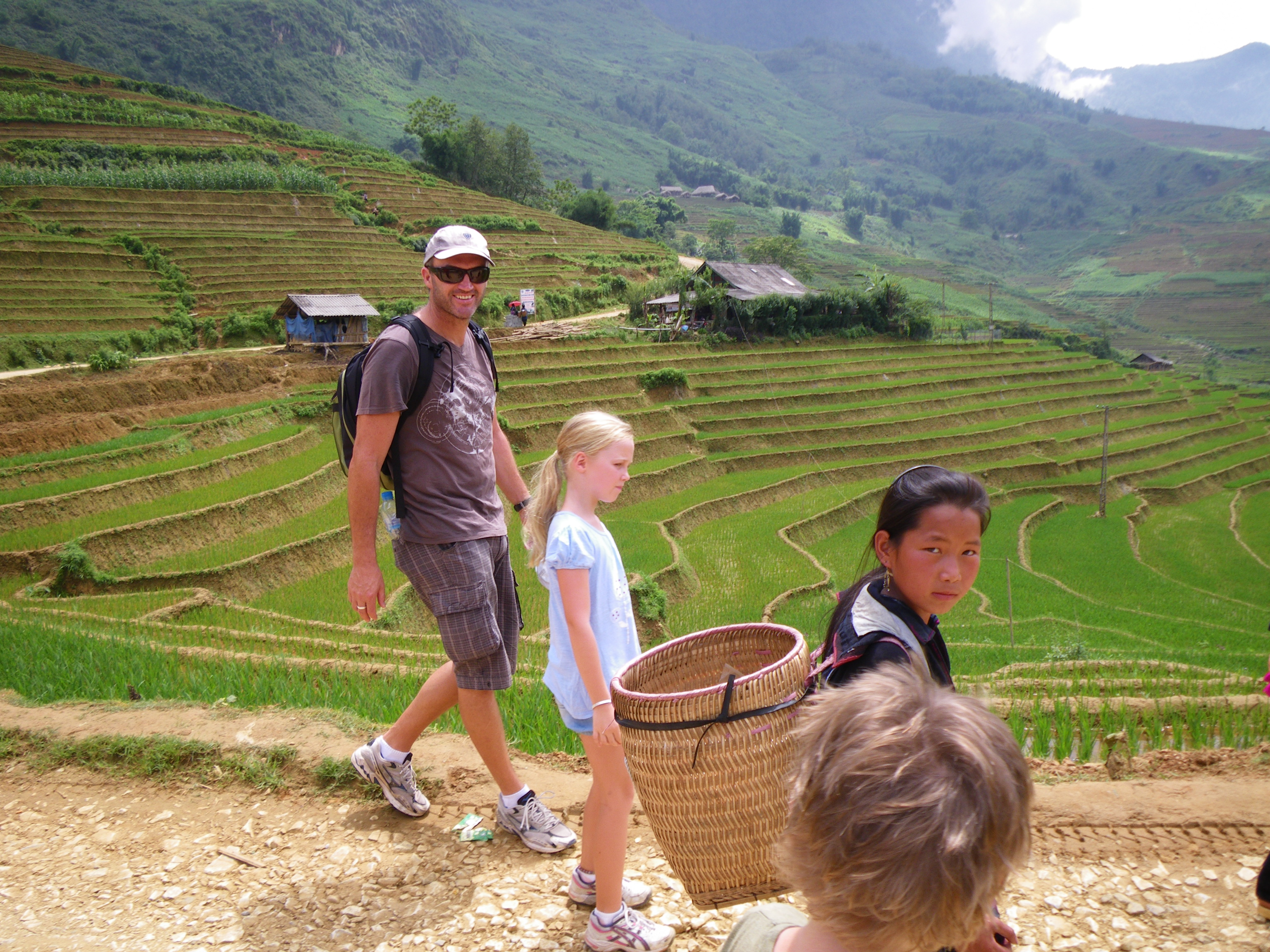 Sapa Tribal Hill 3 nights 2 days/ Homestay