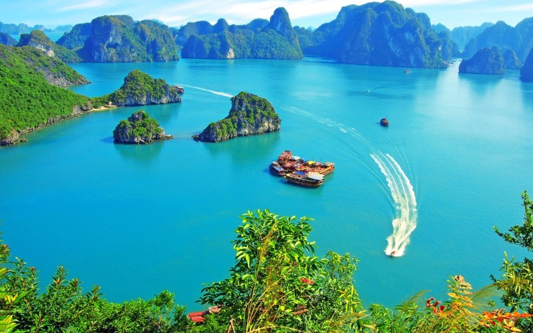 NORTH VIETNAM - LUXURY SERVICES 5 DAYS 4 NIGHTS