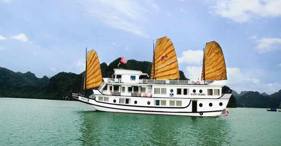 HALONG GLORY LEGEND 3 DAYS 2 NIGHTS