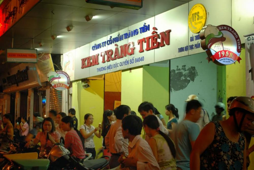WHERE TO FIND ICECREAM IN HANOI CENTRE
